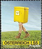 Austria 2865 (complete.issue.) 2010 advertising campaign the Post (Stamps for collectors) - Prophila Collection - amazon.co.uk