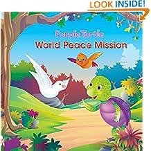 Purple Turtle - World Peace Mission