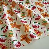 2x M Weihnachten Lebkuchen Herren Puddings Bäume