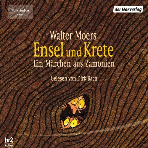 Buchseite und Rezensionen zu 'Ensel und Krete (Zamonien 2)' von Walter Moers