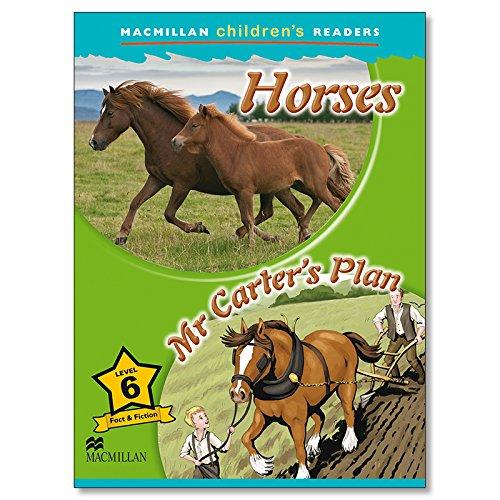 MCHR 6 Horses (Macmillan Children's Readers) - 9780230460447
