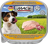 MACs Dog Puppy Huhn & Kalb   6x 200g Hundefutter