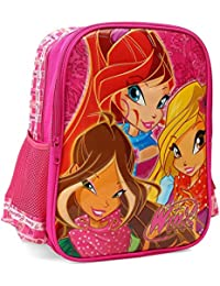 e581290125 Target Winx Club Fairy Stella Backpack Zaino, 41 cm, Rosso (Red)