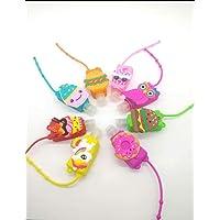 KIDOS JOY Cartoon Character Antibacterial Hand Sanitizer (Multicolour, Random Design)-Pack of 2