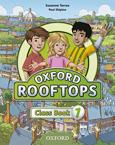 Rooftops 1. Class Book - 9780194503020