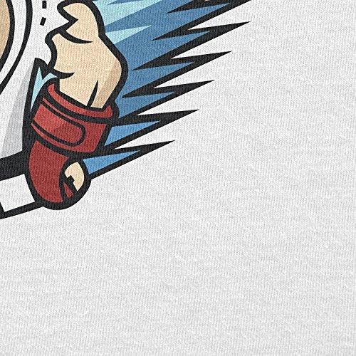 Texlab–Ryu Boy–sacchetto di stoffa Bianco