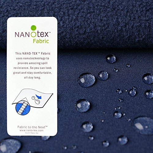 Nanotex™-Klimamembrane Softshell aus Jersey & Microfleece - winddicht, wasserdicht & atmungsaktiv - Meterware - Fleece-volleyball-stoff