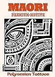 Maori Vol.4 - Premium-Motive: Polynesien Tattoos -