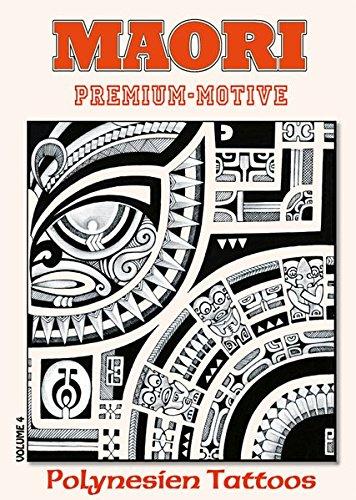 Maori Vol.4 - Premium-Motive: Polynesien Tattoos