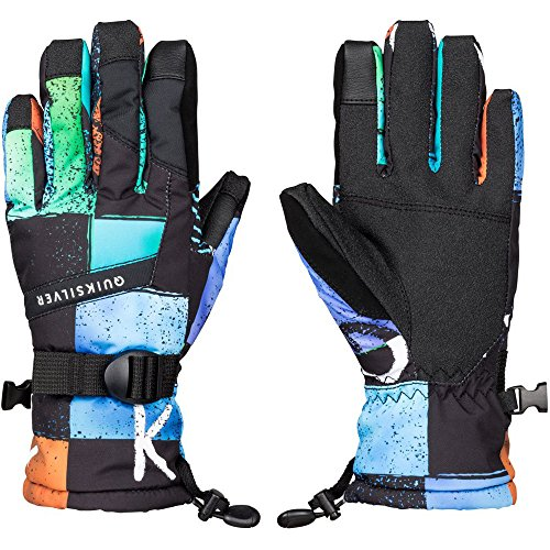Quiksilver Mission Youth Glove Guantes, Niños