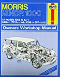 Morris Minor 1000 (56 - 71) Haynes Repair Manual (Haynes Service and Repair Manuals)