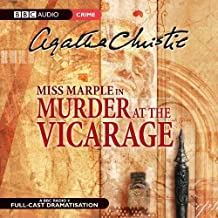 Murder At The Vicarage (Miss Marple Mysteries)