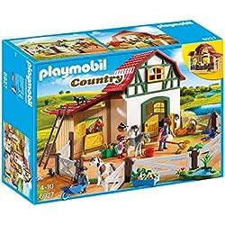 Playmobil Granja de Ponis - Granja de Ponis (6927)