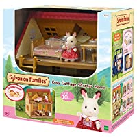 Sylvanian Families Cottage Furniture and Figurine Set