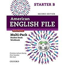 American English File Starter. B. Multipack With Online Practice And iChecker (American English File Second Edition)