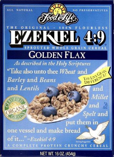Ezekiel 4:9 Vollkornmüsli Gold-Lein 454 g