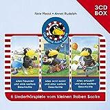 Der Kleine Rabe Socke - 3-CD Hörspielbox Vol.1
