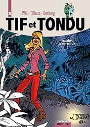 Tif et Tondu, l'intégrale tome 8 : Enquêtes mystérieuses