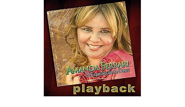 playback gospel gratis amanda ferrari