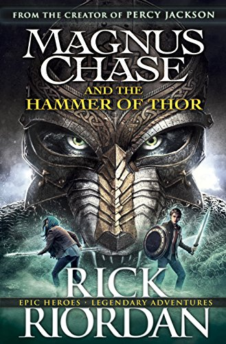 Magnus Chase and the Hammer of Thor (Book 2) by [Riordan, Rick]