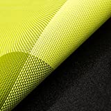 UniqueHeart Anti-Slip Mode W?rme Isolierte PVC Esstisch Küche Geschirr Pad Matte