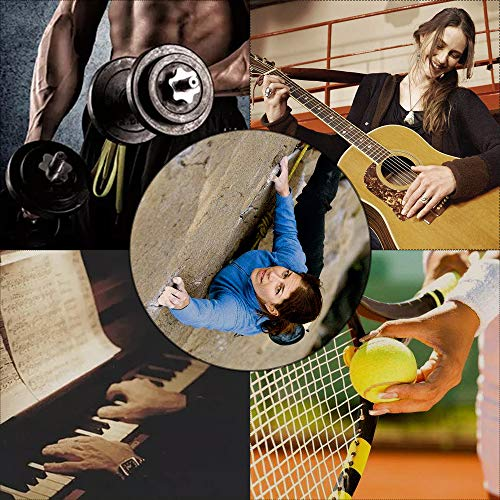 Zoom IMG-6 tomshoo hand grip strengthener workout