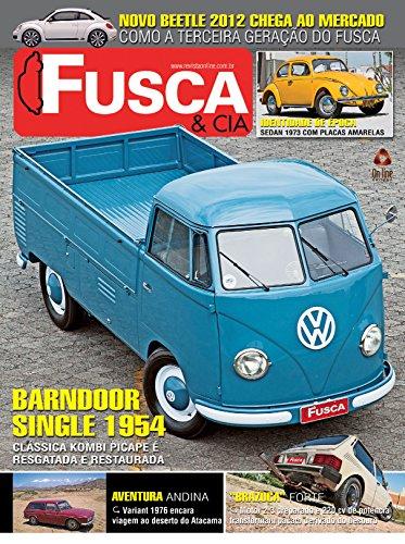 Fusca & Cia. 72 (Portuguese Edition) por On Line Editora