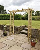 zest4leisure Twilight Arch – Holz