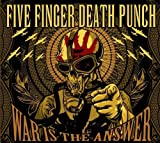 War Is the Answer [DELUXE EDITION] (CD/DVD) by Five Finger Death Punch [Music CD]