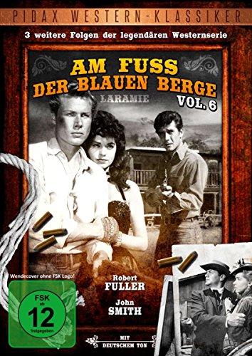 Bild von Am Fuß der blauen Berge - Vol. 6 (Laramie) / Weitere 3 Folgen der legendären Westernserie (Pidax Western-Klassiker)
