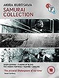 Akira Kurosawa Samurai Collection - Blu-...