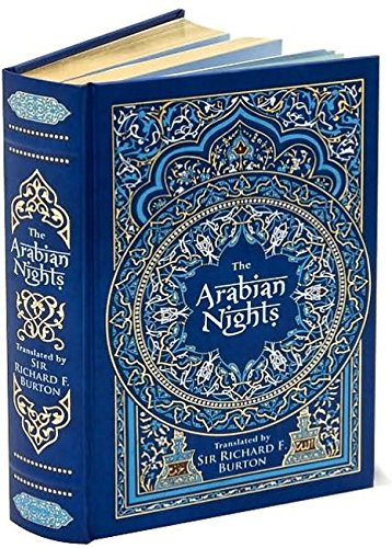 The Arabian Nights (Barnes & Noble Leatherbound Classic Collection) por Translated By Sir Richard F. Burton