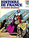 Histoire de France en BD, tome 12 : Henri IV - Louis XIII par Mora