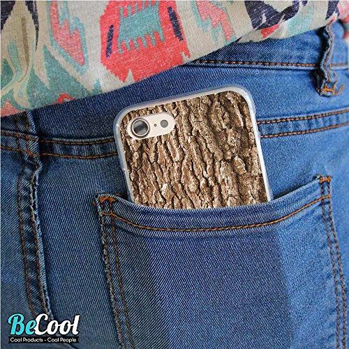BeCool®- Coque Etui Housse en GEL Flex Silicone TPU Iphone 8, Carcasse TPU fabriquée avec la meilleure Silicone, protège et s'adapte a la perfection a ton Smartphone et avec notre design exclusif. Cou L1062