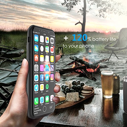 custodia batteria iphone x