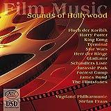 Filmmusik - The Sounds of Hollywood (Ausschnitte aus Jurassic Park, Harry Potter, Fluch der Karibik, Herr der Ringe, Star Wars u.v.m.) -