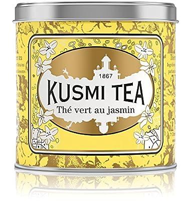 Kusmi Tea - Thé vert au jasmin - Boîte métal 250g