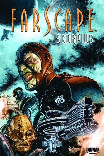 Farscape: Scorpius Volume 1 por David Mack