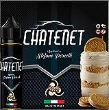Iron Vaper - Aroma Chatenet concentrato 20 ml per sigaretta elettronica, mix di gusti biscotto latte e vaniglia