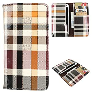 DooDa PU Leather Case Cover With Card Slots For iberry Auxus Beast