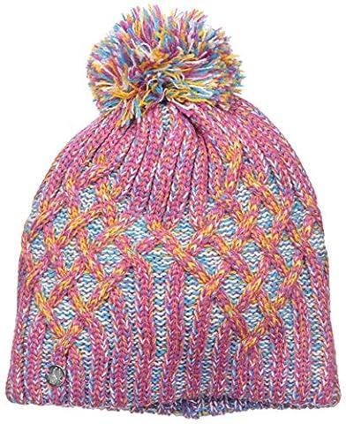 Spyder Girls Moritz Hat, One Size, White/Multi Color
