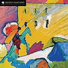 Wassily Kandinsky Wall Calendar 2019 (Art Calendar)