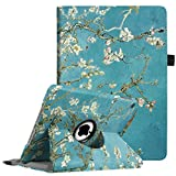 Fintie iPad 9.7 inch 2018 2017/iPad Air Case - 360 Degree Rotating St