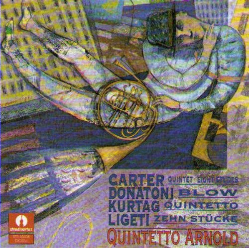 Gyorgy Ligeti: Zehn Stücke Für Bläserquintett: II. Prestissimo Minaccioso E Burlesco (Carters Stück 2)