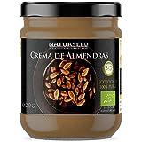 Crema de Almendras Integral 100% Natural Bio - Tostadas - Sin Azucar - Sin Gluten - Sin Lactosa - Ecologica Organica - Buena