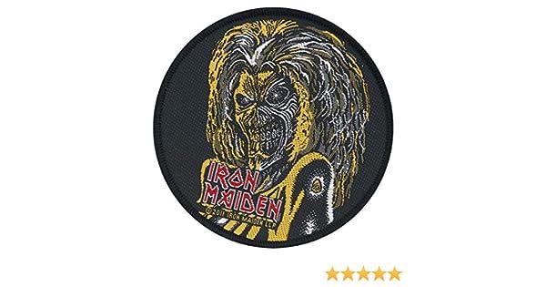 Unbekannt Iron Maiden/ Iron Maiden Badges. /Metal Up. Patch//badges