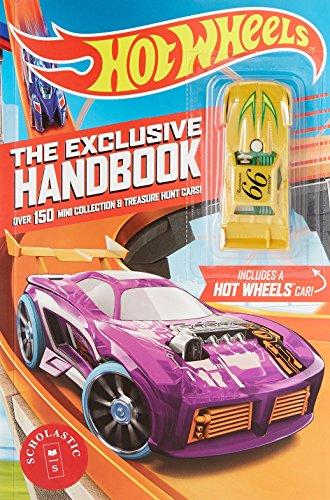 Hot Wheels Exclusive Handbook W/Car