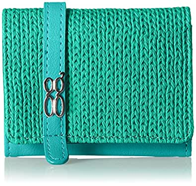 Baggit Lw Itunes Jhuti Women's Wallet (Aqua)
