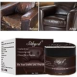 Toulifly Crema De Reparación De Cuero,Crema Reparadora De Cuero,Crema de Renovación de Cuero,por Restauración de Color de Equ