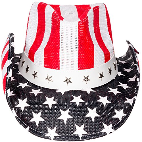 peter-grimm-pure-justice-usa-patriotic-cowboy-hat-red-white-blue
